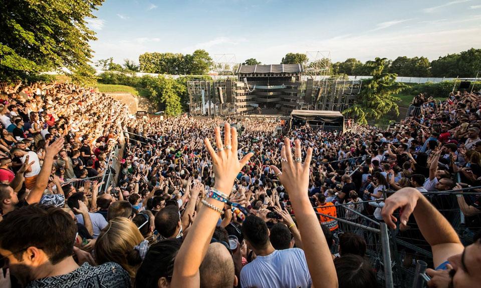 Festivals 2019: EXIT