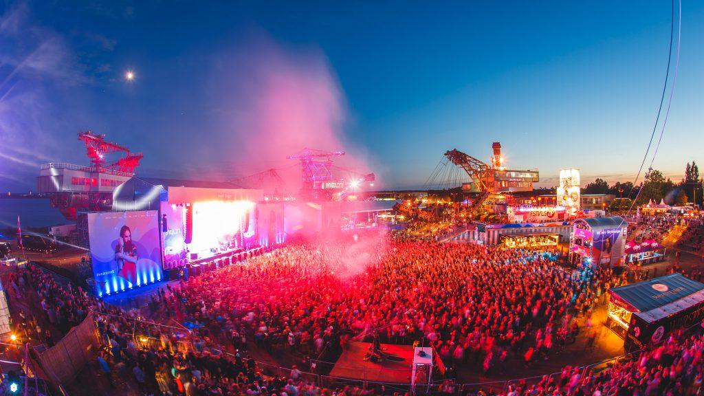 Melt Stage Melt Festival